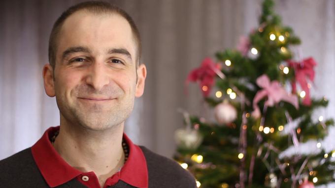 Vianočný pozdrav pre Teba