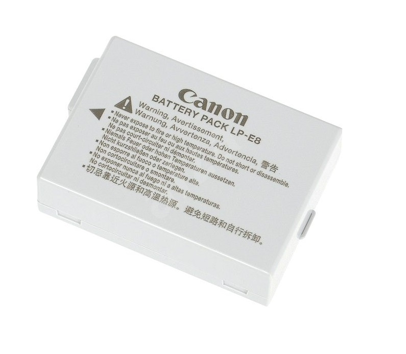 Baterka Canon LP-E8 Li-Ion 1120 mAh