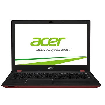 Notebook Acer Aspire F15 Red Aluminium