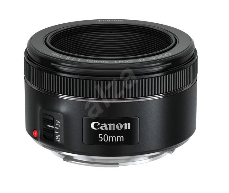 Objektív Canon EF 50mm F1.8 STM