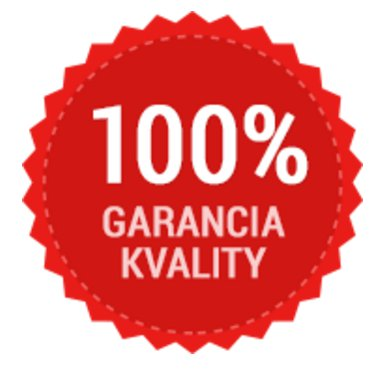 100% Garancia Kvality