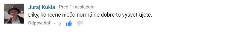 Juraj Kukla - komentár zVIDEO ACADEMY