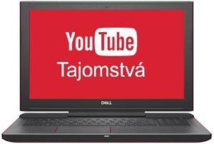 YouTube Tajomstvá - Kurz -ONLINE